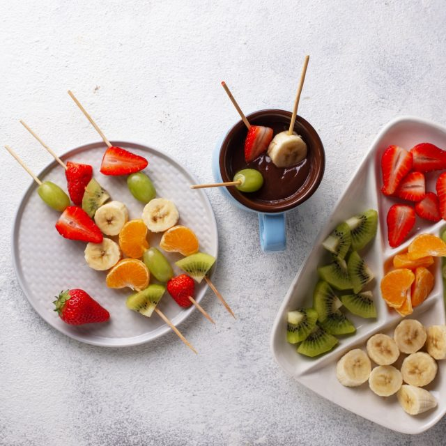 sweet chocolate fondue with fruits ob99d8563debcqjtztazbn4c0uhhkw4xfk8e18zd34